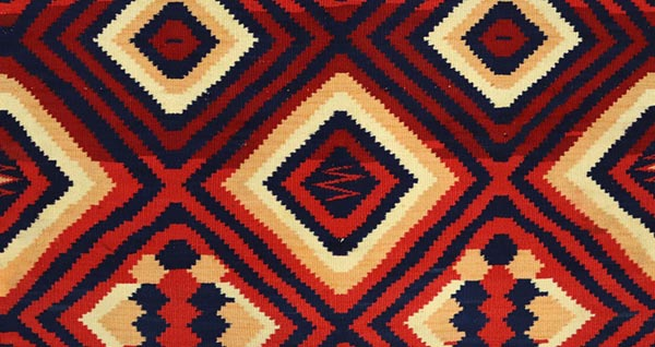 October 27, 2021 Navajo Germantown Weavings, Zuni Stone Fetishes, Pottery, Sculptures by Susan Kliewer, Squash Blossom Necklaces, and More