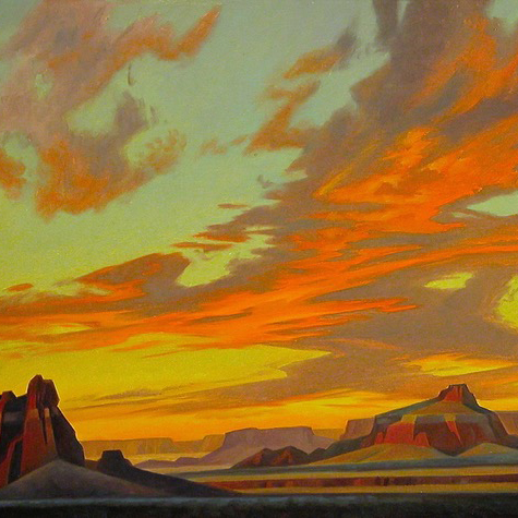 Ed Mell - New Works 2020 - One Man Show