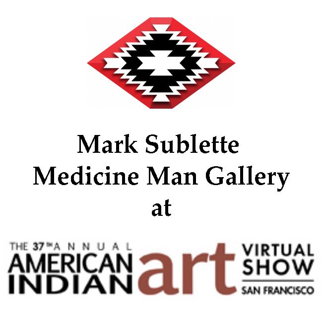 Virtual Art Show February 24-28, 2021 - 37th Annual American Indian Art Show, San Francisco