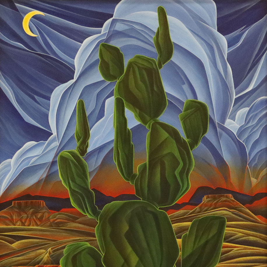 April 30, 2021 New Paintings and Jewelry - Roland Begay William Haskell