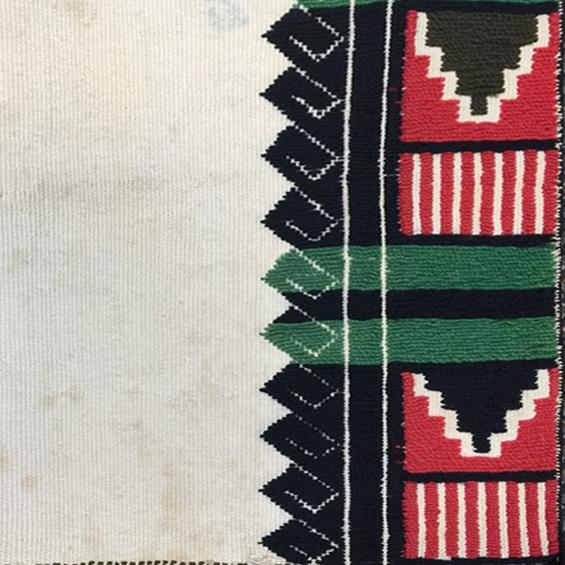 Pueblo Weavings