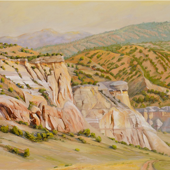 July 16, 2021 New Paintings and Jewelry - Deladier Almeida, James Woodside, and Kee Nataani
