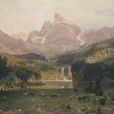 Bierstadt, Albert 1830-1902