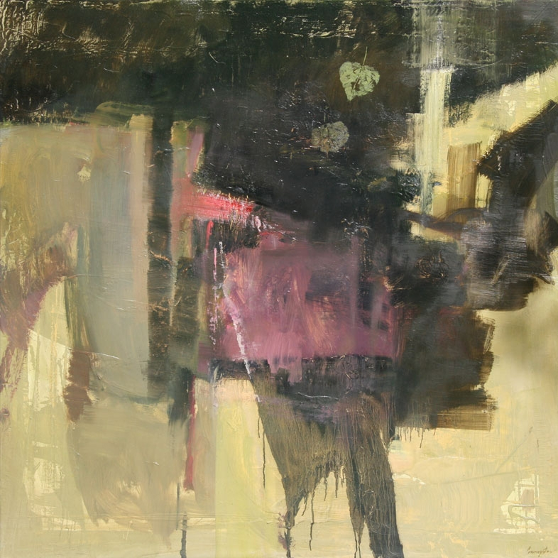 Francis Livingston Abstract Paintings