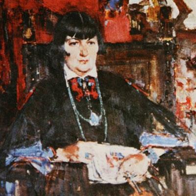 Lujan, Mabel 1879-1962