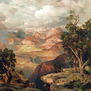 Moran, Thomas 1837-1926