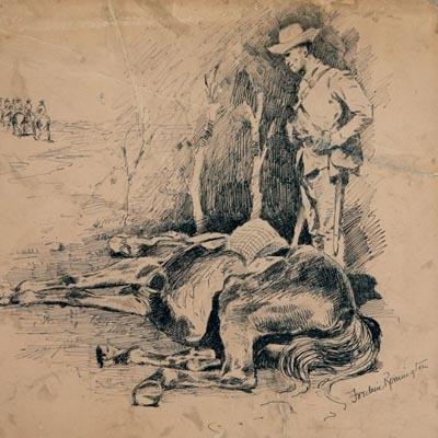 Remington, Frederic 1861-1909