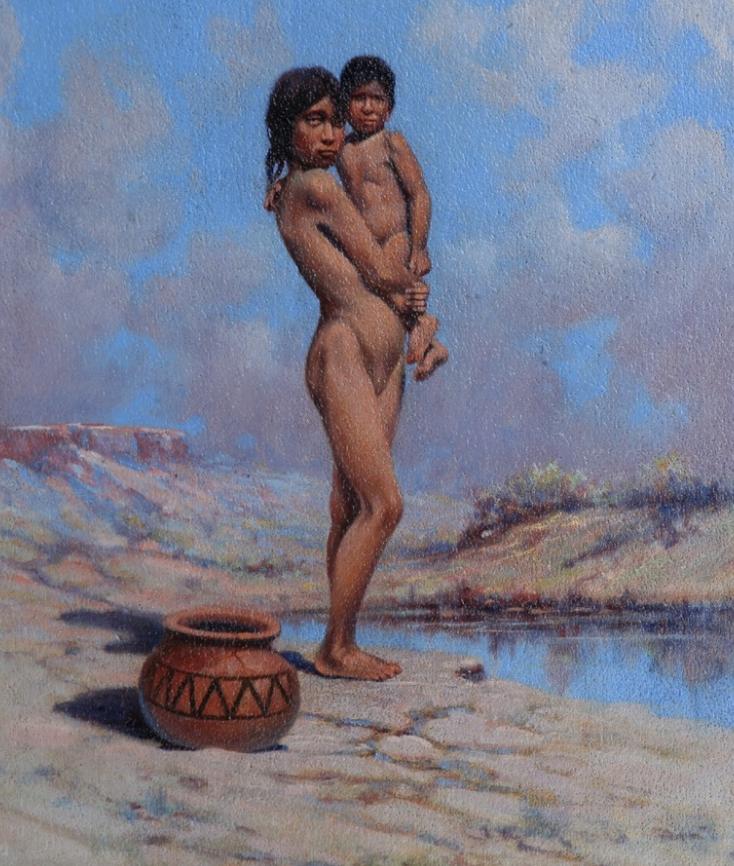 Paxson, Edgar Samuel 1852-1919