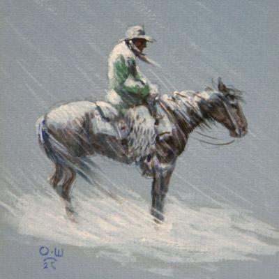 Wieghorst, Olaf Carl 1899-1988