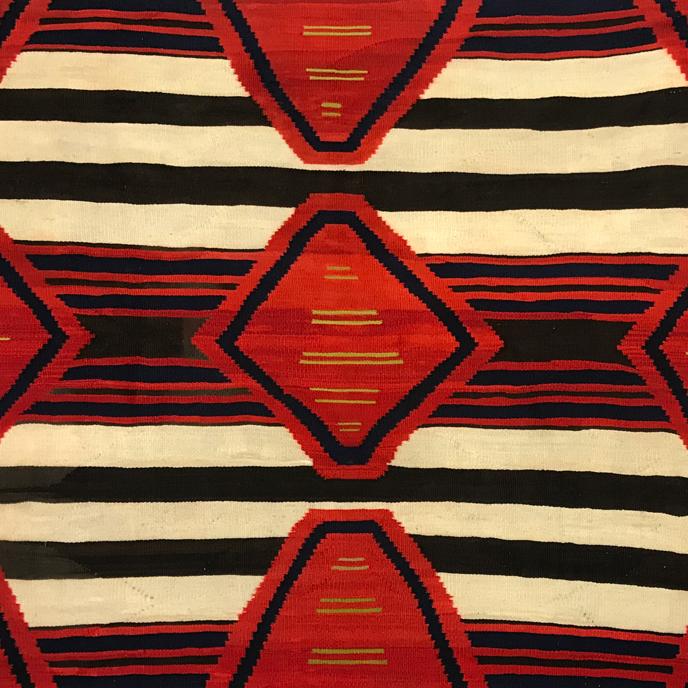 Navajo Chief's Blankets