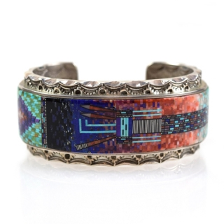 Contemporary Native American Bracelets