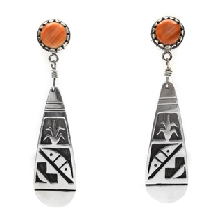 Contemporary Native American Earrings