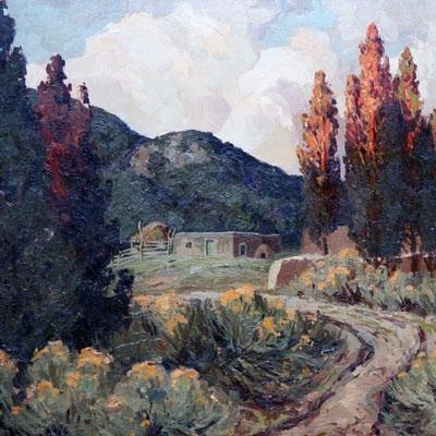 Ellis, Fremont 1897-1985