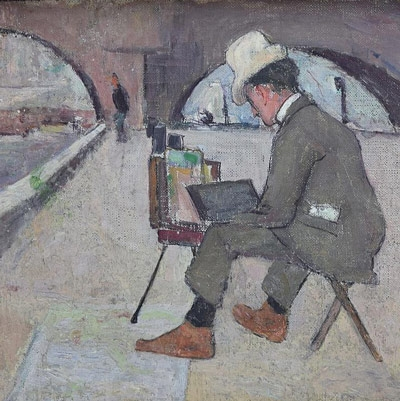 Gaspard, Leon 1882-1964