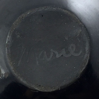 Marie Signed Pottery