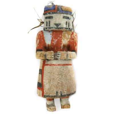 Hopi Kachinas and Zuni Kachinas