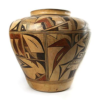 Native American Indian Pueblo Pottery | Medicine Man Gallery