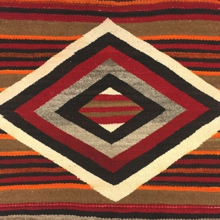Navajo Saddle Blankets