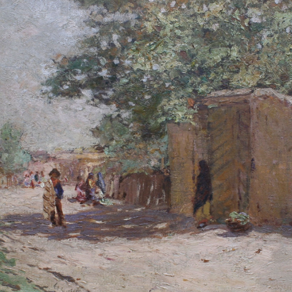 Sauerwein, Frank 1871-1910