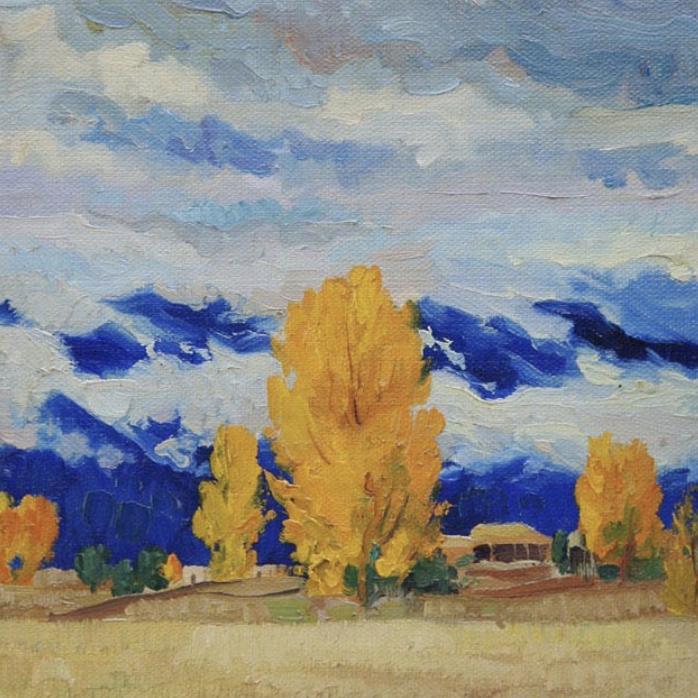 Ufer, Walter 1876-1936