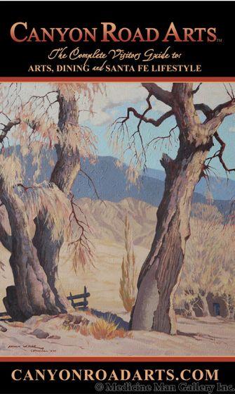 Canyon Road Arts Volume VII (BCRAVol7-Hall)