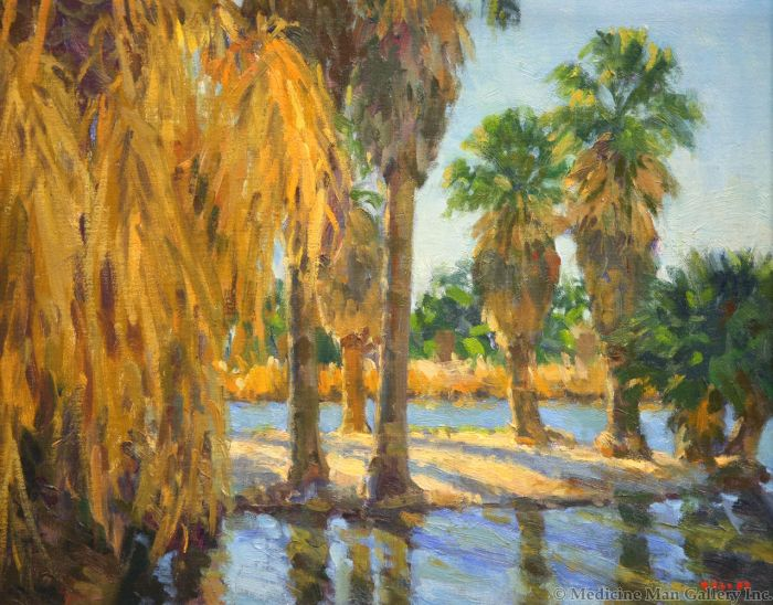 Gregory Hull - Agua Caliente (PLV90814-1216-001)