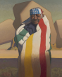 SOLD Logan Maxwell Hagege - The Navajo Patroit