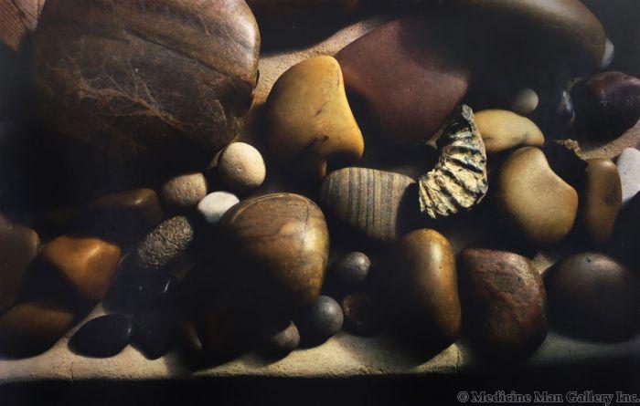 Dan Budnik (1933-2020) - Georgia O'Keeffe Riverstone Collection; Abiquiu, New Mexico; March 1975 (PDC90211C-0121-016)