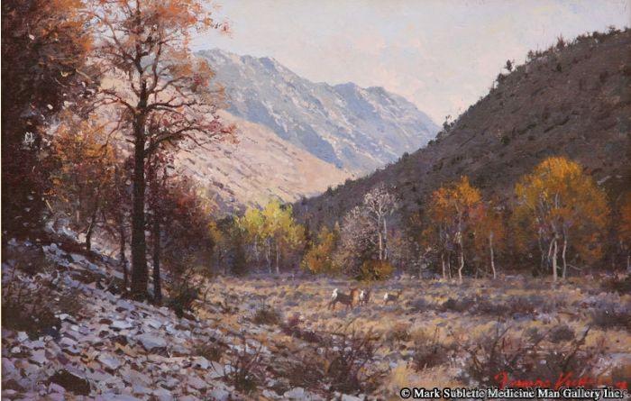 Francois Koch - Shadows of the Sierras (PLV91924-0712-005)