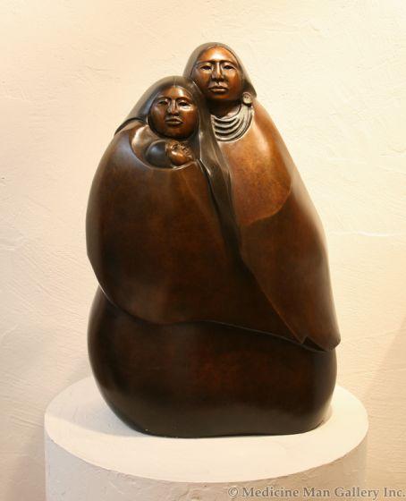 Doug Hyde - Nez Perce Family