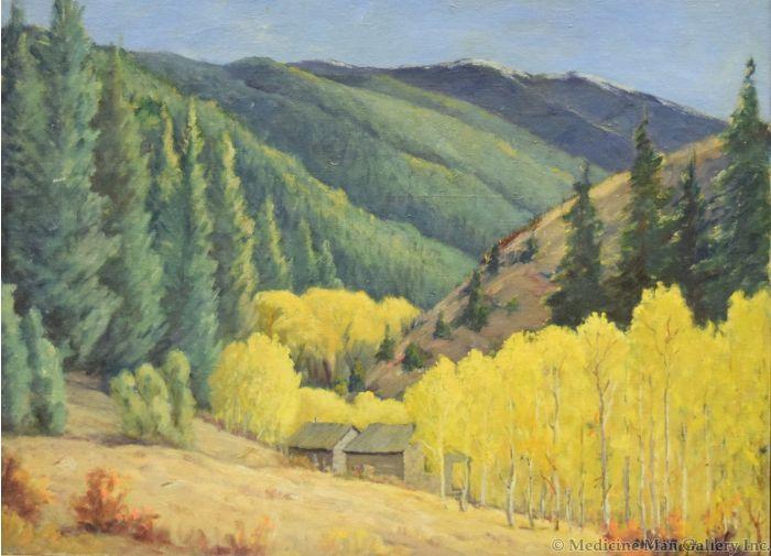 Charles Reynolds (1902-1963) - Fall Colors