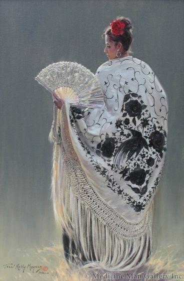 Terri Kelly Moyers - Black Bird (PLV91365-0117-001)