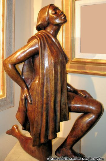 Shirley Thomson-Smith, NSS - Mahogany (ONLY 2 REMAIN IN THE EDITION)