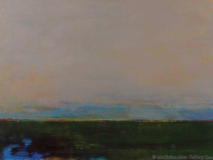 Mark Bowles - Fog (Giclee)