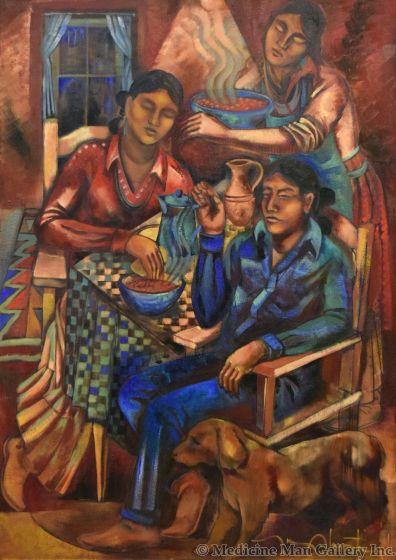 Tony Abeyta - Pueblo Home