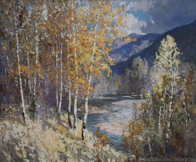 SOLD Fremont Ellis (1897-1985) - The Big Navajo