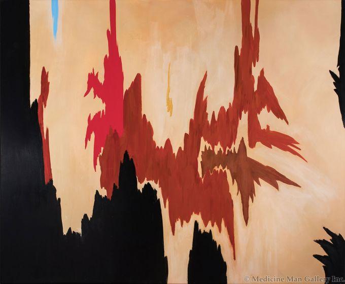 David Hirschy of the Miramontes - Untitled
