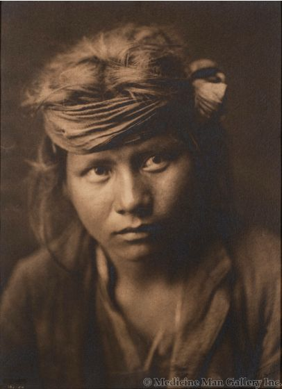 Edward S. Curtis (1868-1952) - Son of the Desert (PDC1813-CO)1