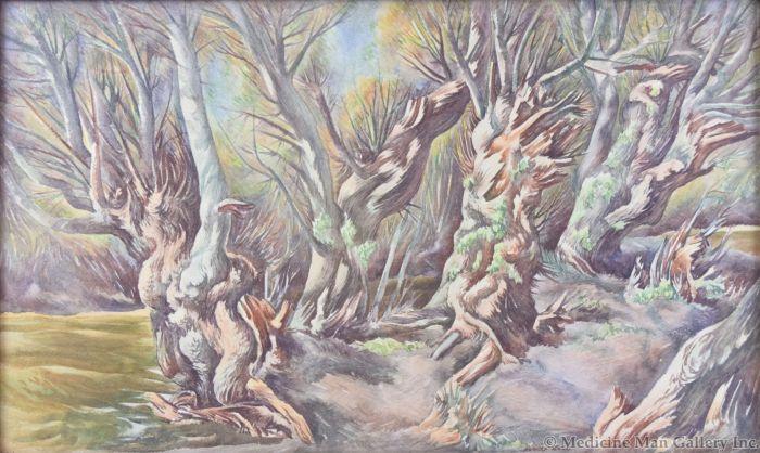 Howard Norton Cook (1901-1980) - The Grove