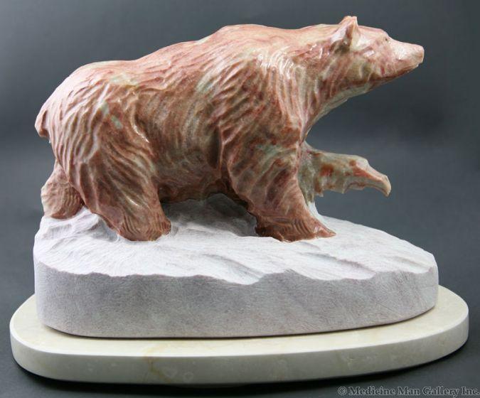 SOLD Oreland C. Joe - Grizzly Bear
