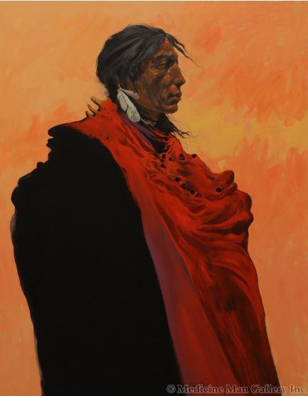 Lawrence Lee - Red Wind Brave