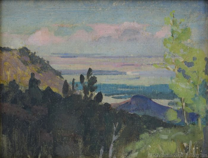 Mary-Russell Ferrell Colton (1889-1971) - Overlook Flagstaff