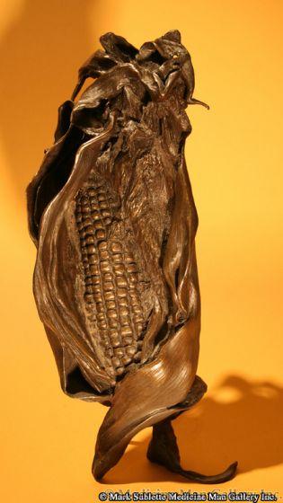 Mark Rossi - Elote - Ear of Corn in Husk