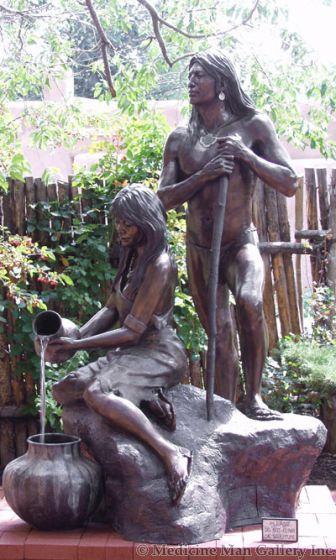 Susan Kliewer - Sinagua (Monumental) - PRICE ON REQUEST