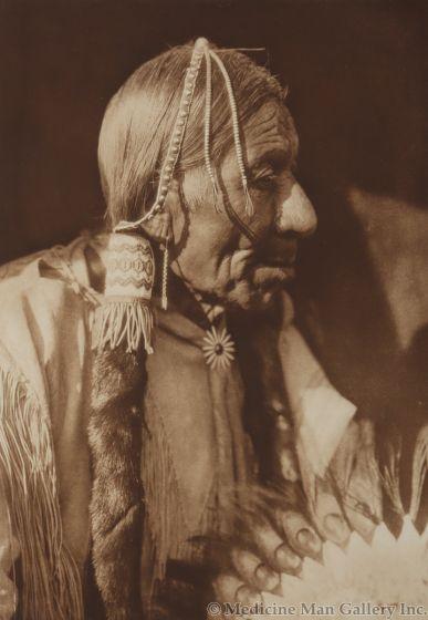 Edward S. Curtis (1868-1952) – Esipermi – Comanche