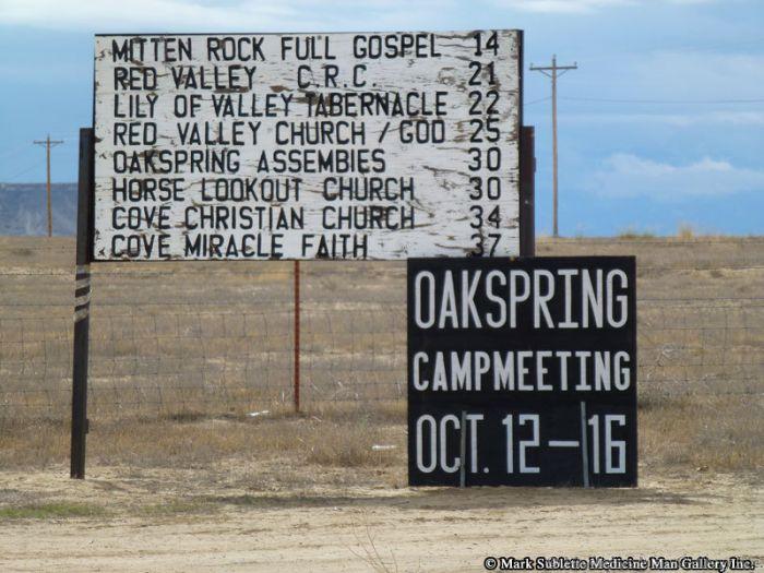 Mark Sublette - Oak Spring