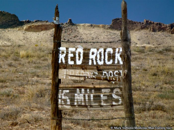 Mark Sublette - Red Rock and Duct Tape