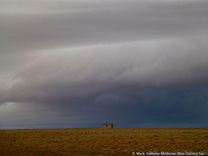 Mark Sublette - Building Storm