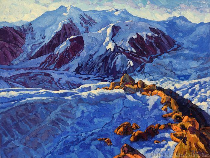 Dominik Modlinski - Mount Steele