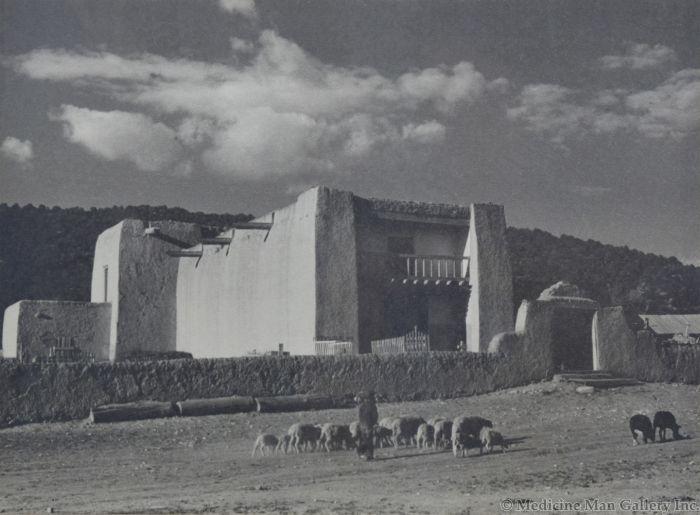 HM Berg Jr. - New Mexico Adobe